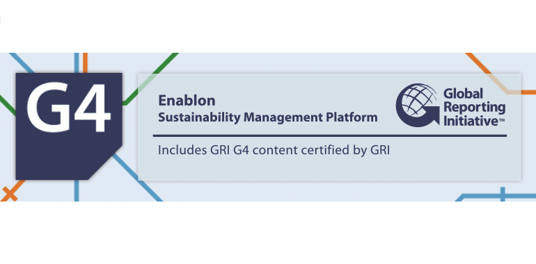 Enablon & Wizness Take Sustainability Management to Next Level with New GRI G4 Certification